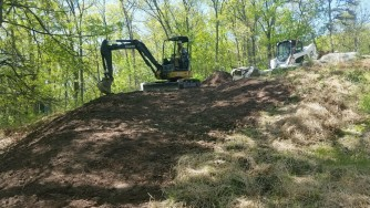 Excavator Milford PA